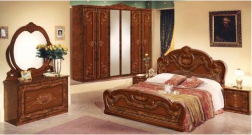 італійські спальні