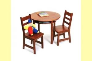 Дитячі столи та стільці