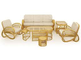 Меблі з ротанга